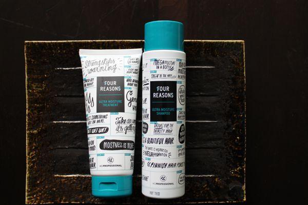 Shampoo kuiville hiuksille  140d62f766