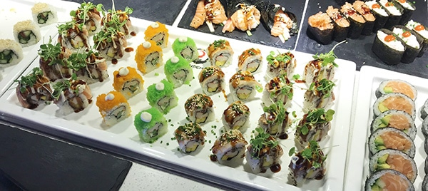 sushi ravintola helsinki